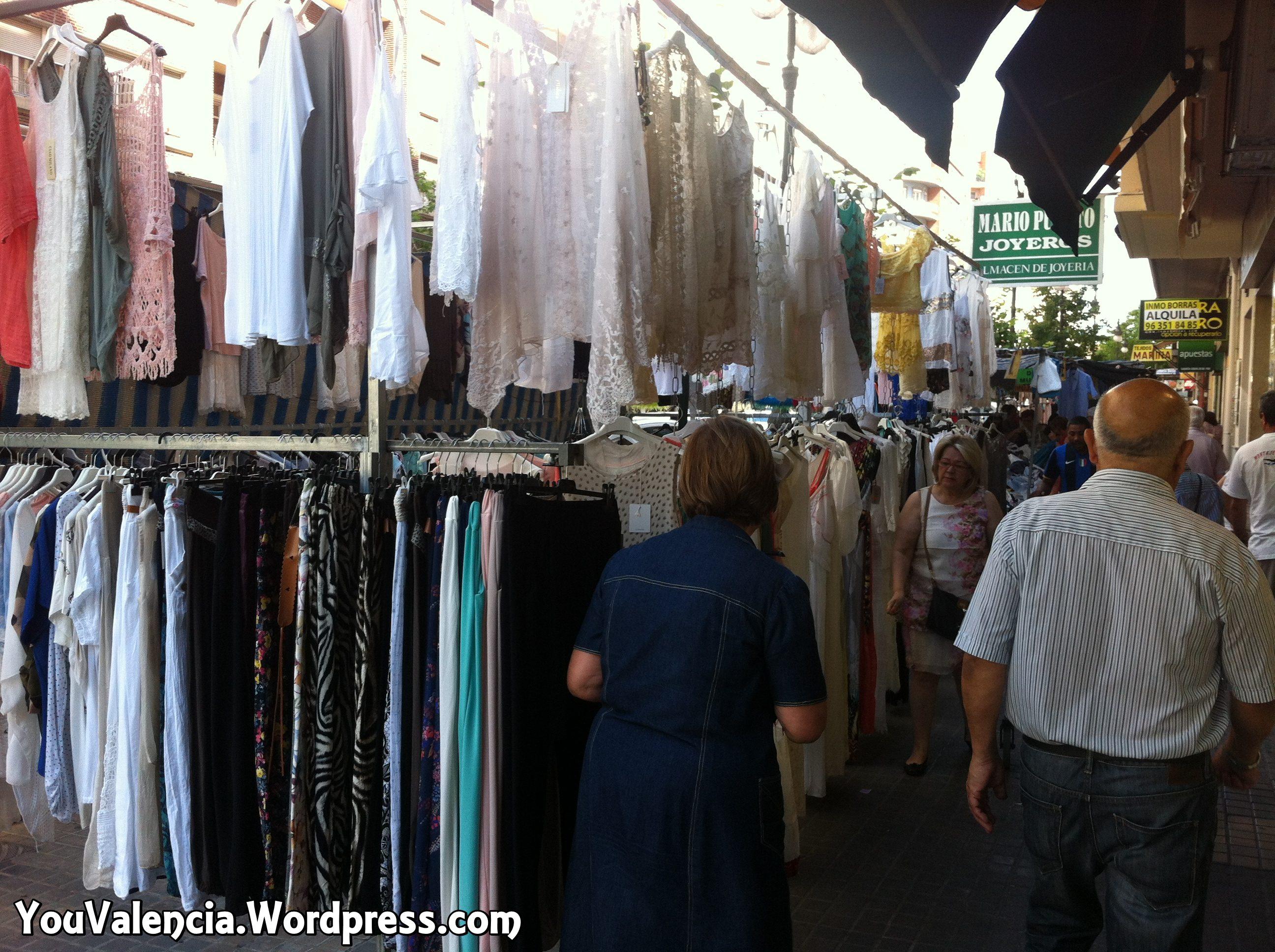 D Nde Encontrar Los Mercadillos Ambulantes De Valencia ~ Mercadillos Navideños En Valencia
