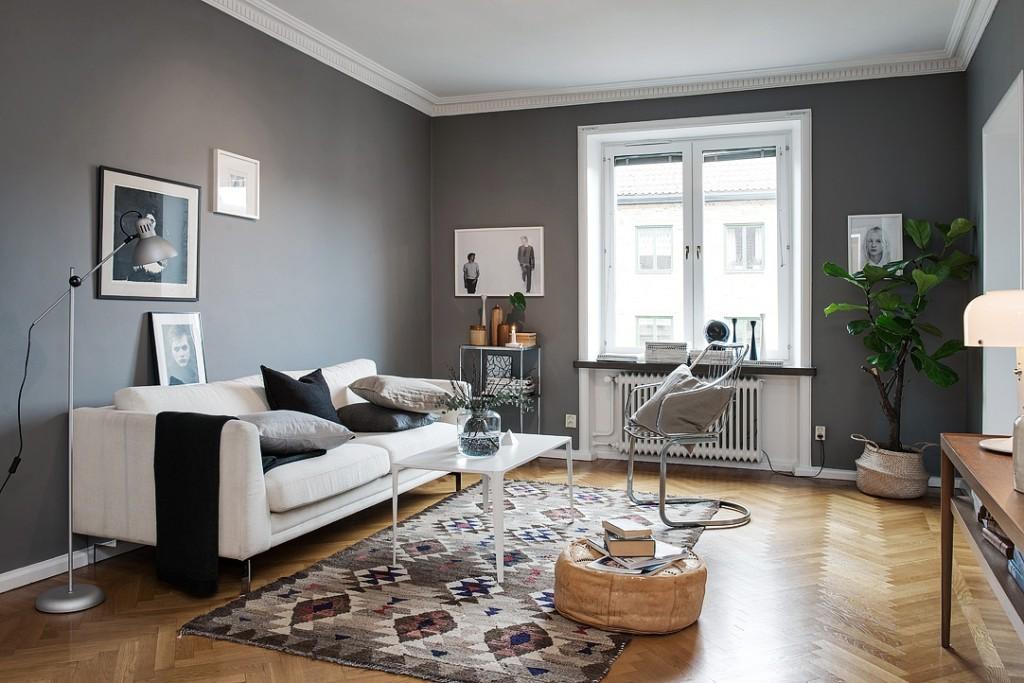 Elige la pintura para tu casa entre los colores de moda for Colores de moda para pintar habitaciones