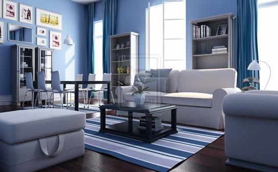 Elige la pintura para tu casa entre los colores de moda for Pintura para tu casa