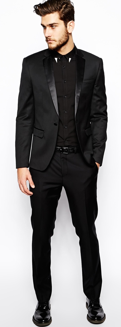 14990a12a6591 Cómo puede lucir un hombre el traje perfecto en verano